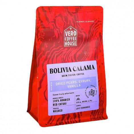 "Ground coffee Vero Coffee House ""Bolivia Calama"", 200 g"