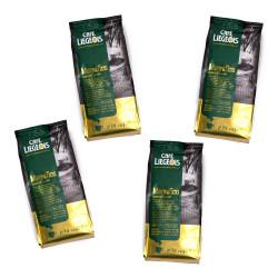 "Ground coffee set ""Magnifico"" 4 x 250 g"