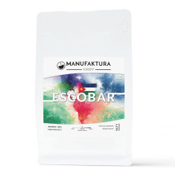"Kawa ziarnista Manufaktura Kawy ""Escobar "", 1 kg"