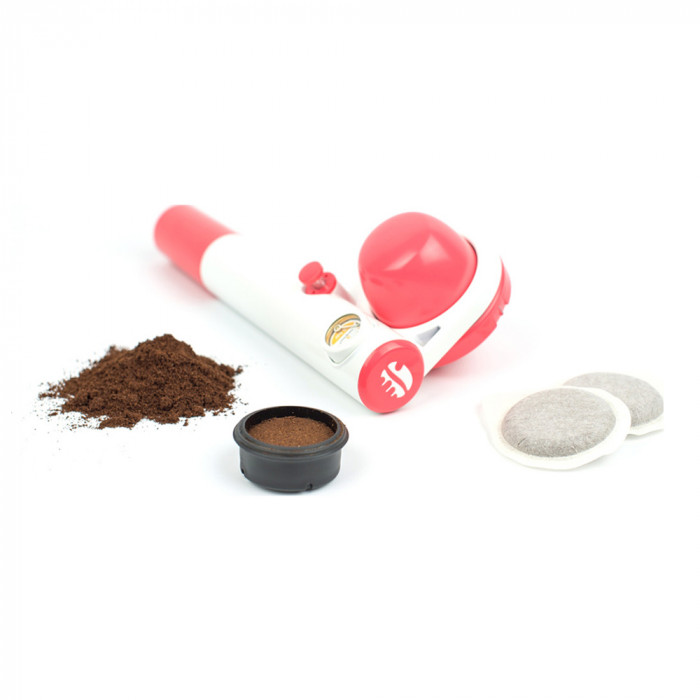 "Coffee machine Handpresso ""Pump Pop Pink"""