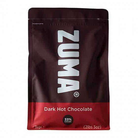 "Karštas šokoladas ZUMA ""Dark Hot Chocolate"", 1 kg"