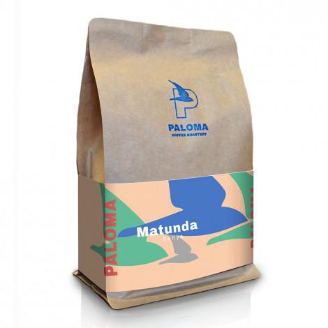 """Kawa ziarnista Paloma Coffee Roastery """"Kenya Matunda"""", 1 kg"""