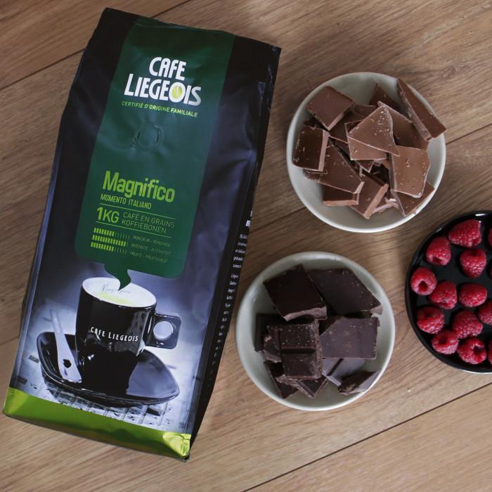 """Kavos pupelės Café Liégeois """"Magnifico"""", 1 kg"""
