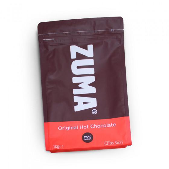 """Karštas šokoladas Zuma """"Original Hot Chocolate"""", 1 kg"""