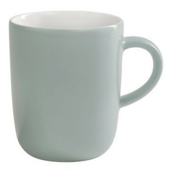 "Coffee cup Kahla ""Pronto Becher Mint Grey"", 350 ml"
