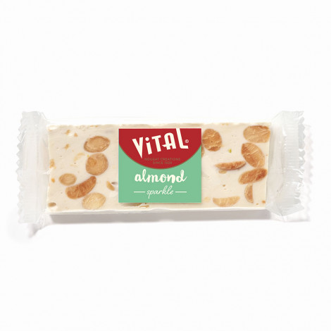 "Baton Nugat Vital ""Almond"", 45 g"