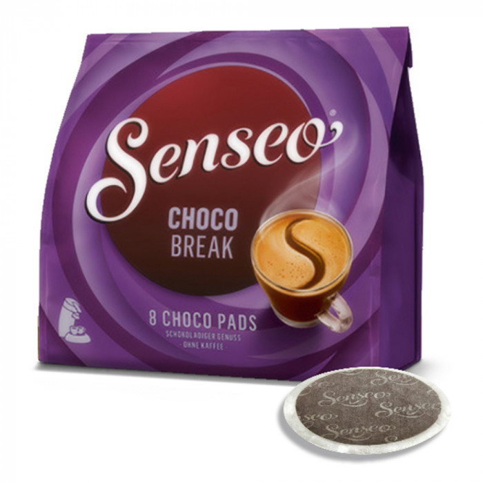 "Senseo pads Jacobs-Douwe Egberts LT ""Choco Break"", 8 pcs."