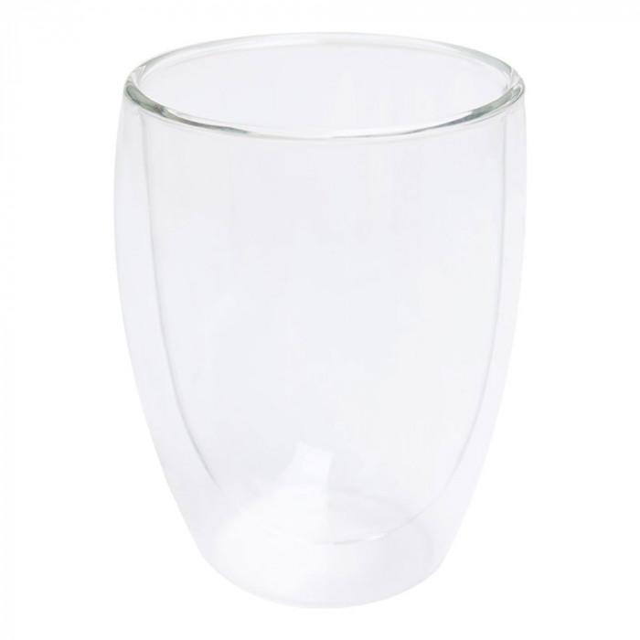 Kavos Draugo latte stiklinė, 310 ml
