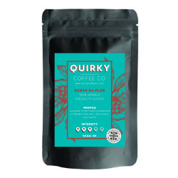 """Coffee beans Quirky Coffee Co """"Kenya AA Plus"""", 1 kg"""
