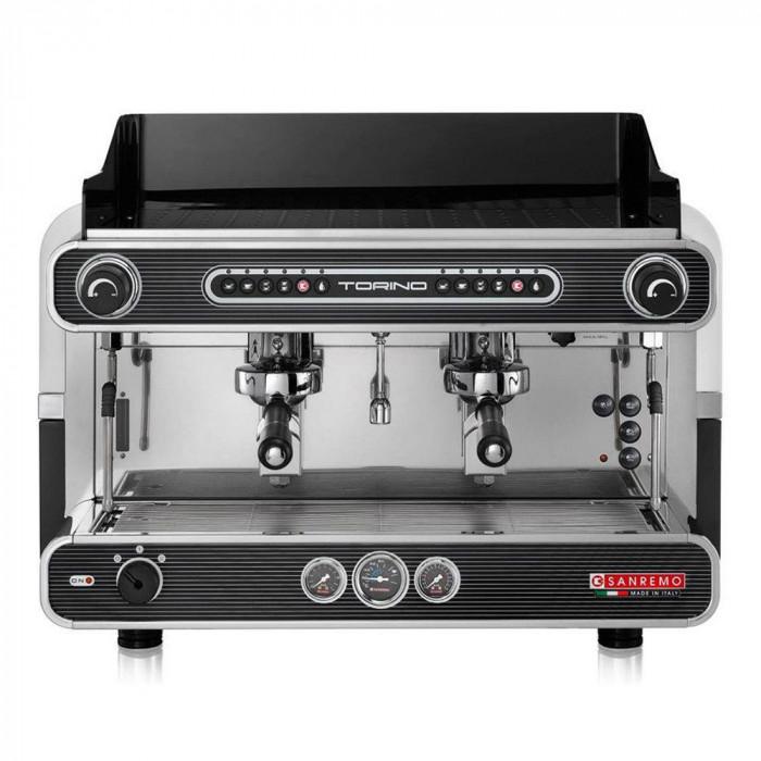 """Kavos aparatas Sanremo """"Torino SED"""" dviejų grupių"""