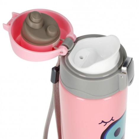 "Thermo krūze Asobu ""Peek-A-Boo Pink"", 200 ml"