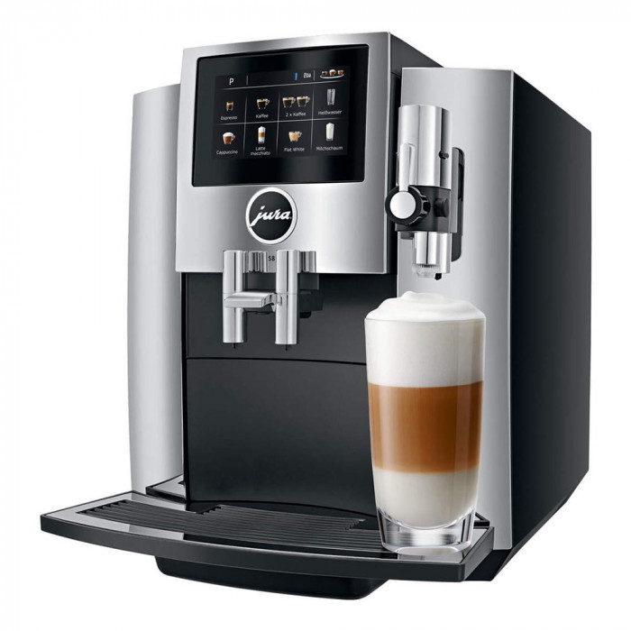 "Coffee machine Jura ""S8 Chrome"""