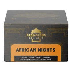 """Tee Babingtons """"African Nights"""", 18 tk."""