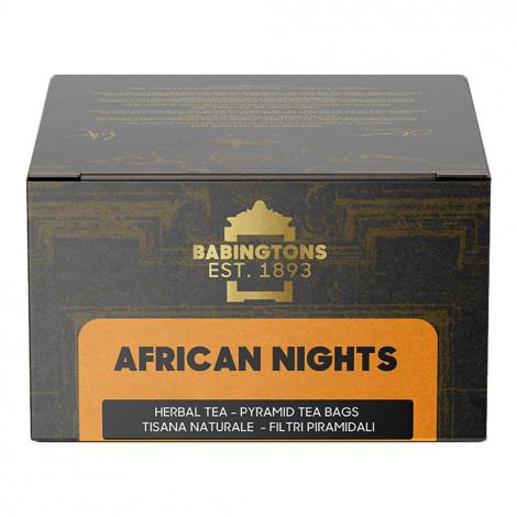 """Kräutertee Babingtons """"African Nights"""", 18 Stk."""
