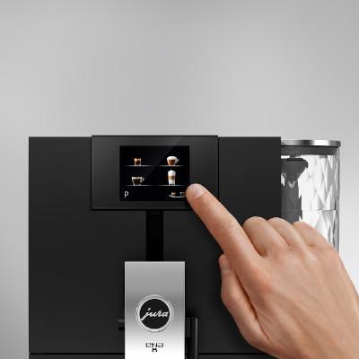 "Ekspres do kawy JURA ""ENA 8 Full Metropolitan Black Touch"""