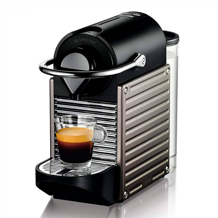 "Coffee machine Nespresso ""Pixie Titan"""