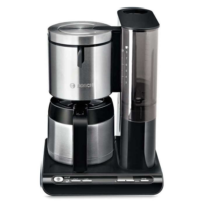 "Refurbished filtered coffee maker Bosch ""Styline TKA8653"""