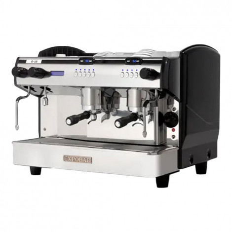 "Kohvimasin Expobar ""G-10 Multiboiler"", kahegrupiline"