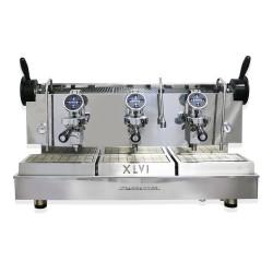 """Espressokone XLVI """"Electronic Steamhammer"""" 3-ryhmä"""