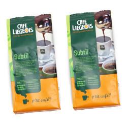 "Ground coffee set ""Subtil"" 2 x 250 g"
