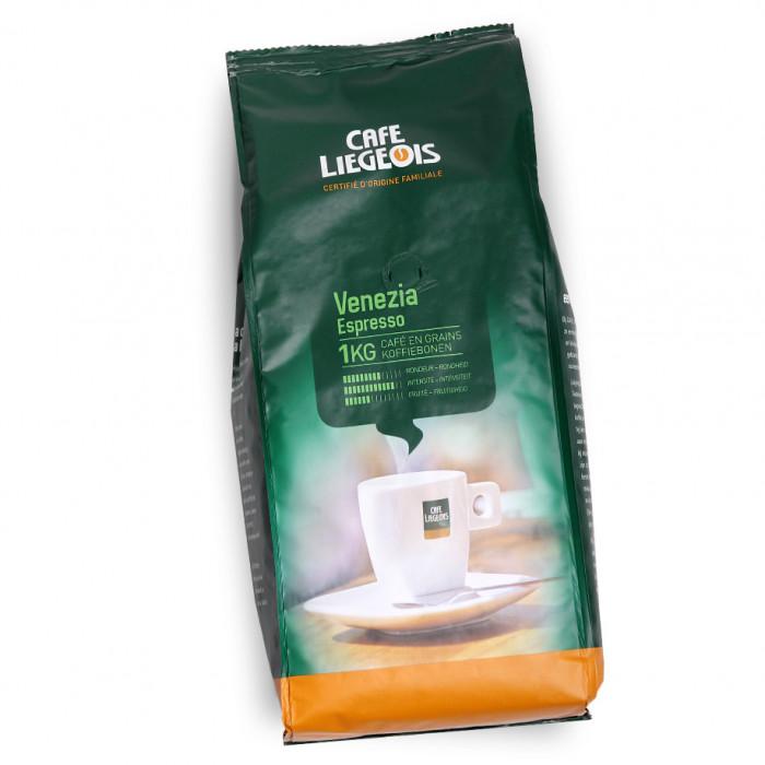 """Kaffeebohnen Café Liégeois """"Venezia Corsato"""", 1 kg"""