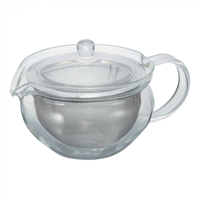 "Teapot Hario ""Cha Cha Kyusu Maru"", 450 ml"