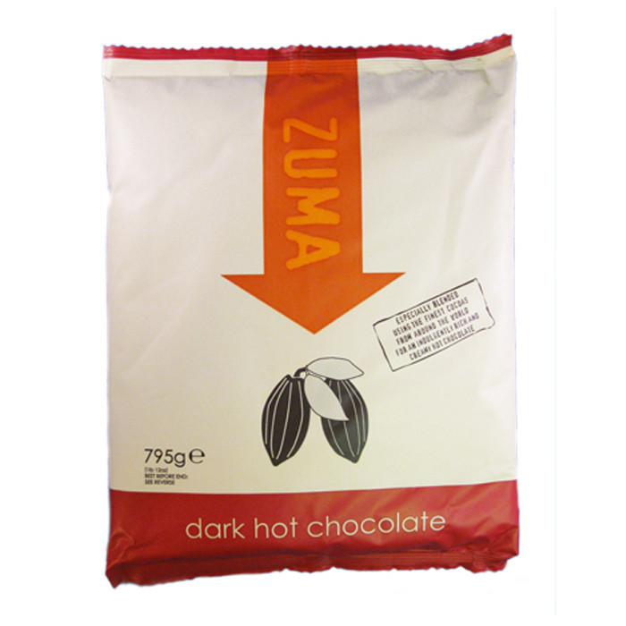 "Gorąca czekolada ZUMA ""Dark Hot Chocolate"""