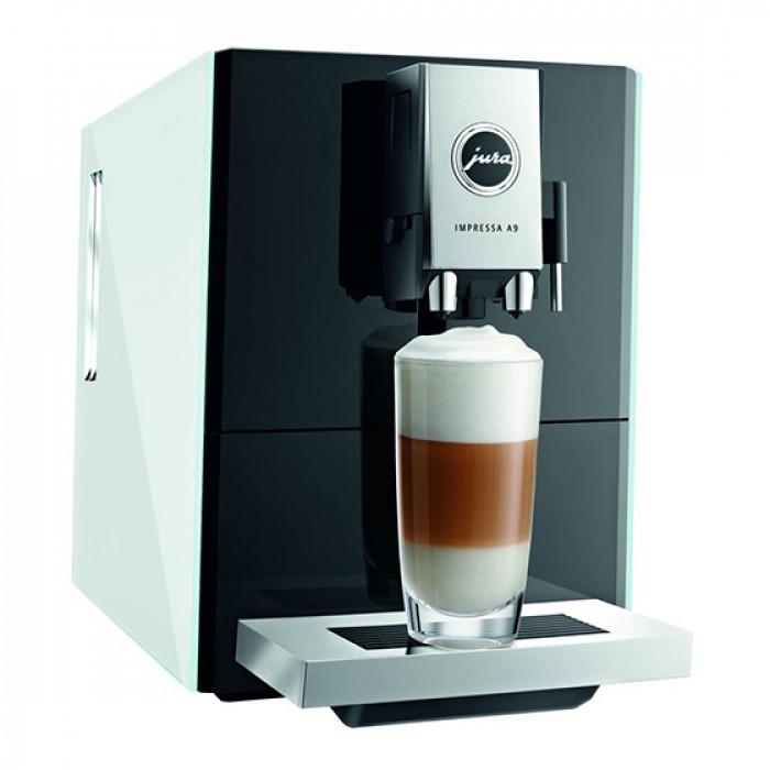 coffee machine jura impressa a9 the coffee mate. Black Bedroom Furniture Sets. Home Design Ideas