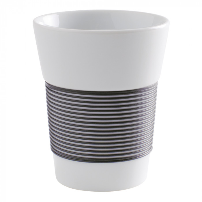 "Coffee cup Kahla ""Cupit to-go Anthracite"", 350 ml"