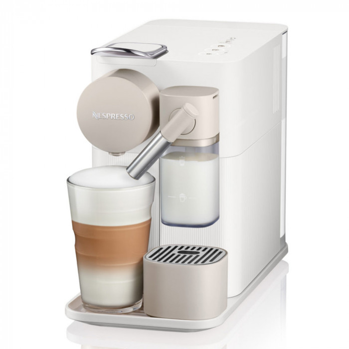 "Coffee machine Nespresso ""Lattissima One White"""