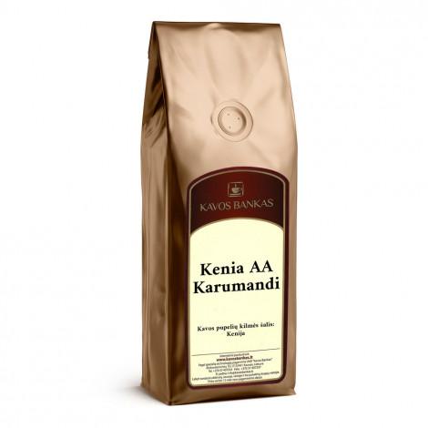 "Kavos pupelės Kavos Bankas ""Kenia AA Karumandi"", 500 g"