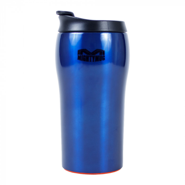 "Thermo cup The Mighty Mug ""Solo Stainless Steel Blue"""