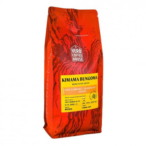 "Coffee beans Vero Coffee House ""Kenya Kimama Bungoma"", 1 kg"