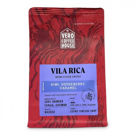 """Ground coffee Vero Coffee House """"Peru Vila Rica"""", 200 g"""