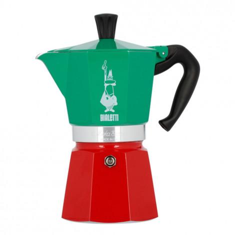 """Kafijas pagatavotājs """"Moka Express 6-cup Italia"""""""