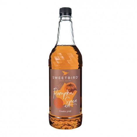 """Sirupas kavai Sweetbird """"Pumpkin Spice"""", 1 l"""