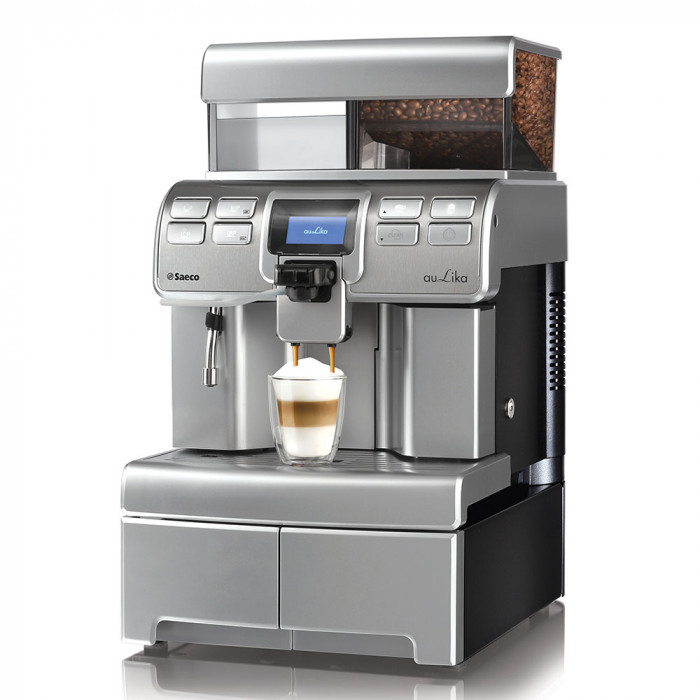 "Coffee machine Saeco ""Aulika Top HSC Anthracite"""