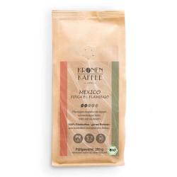 "Kaffeebohnen Kronen Kaffee ""Bio Mexico Finca El Flamingo"" 1 kg"