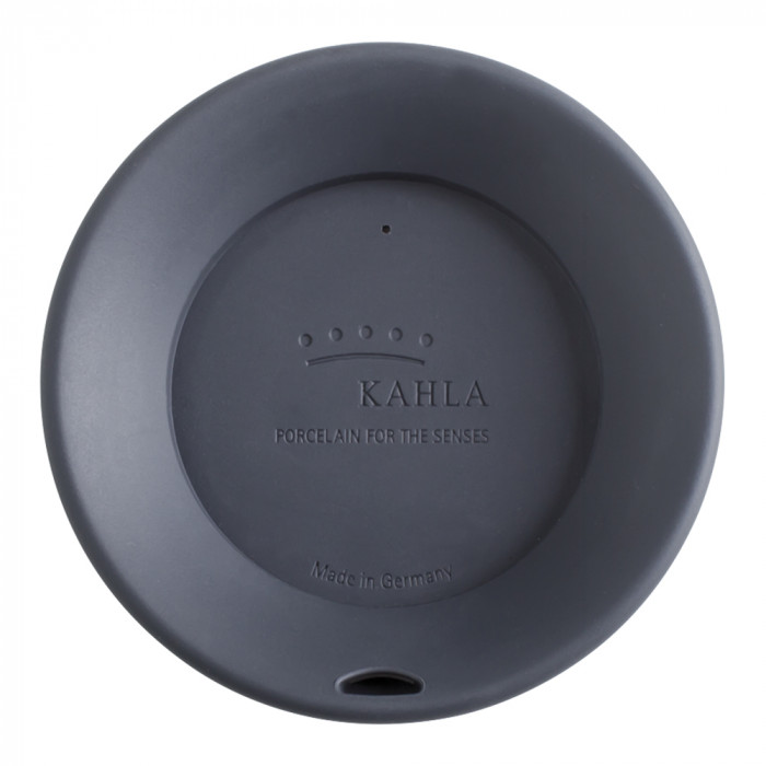 "A lid for coffee cup Kahla ""Cupit to-go Anthracite"""