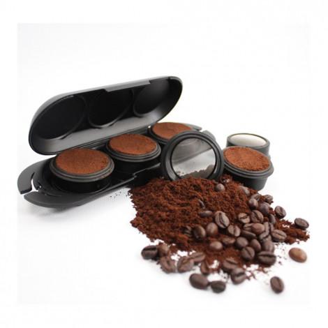 Gemahlener Kaffee Box Handpresso