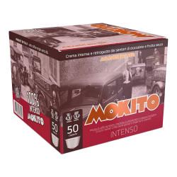 "Koffiecapsules Mokito ""Intenso"", 50 pcs."