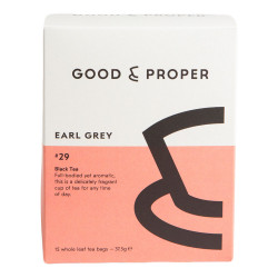 "Herbata Good & Proper ""Earl Grey"", 15 szt."