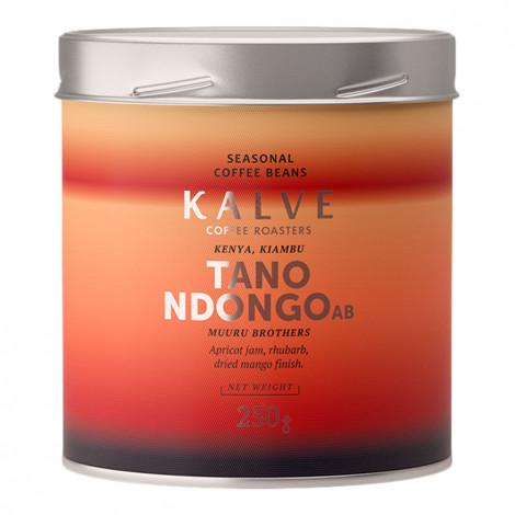 """Specializētās kafijas pupiņas Kalve """"Tano Ndongo"""" – 250 g"""