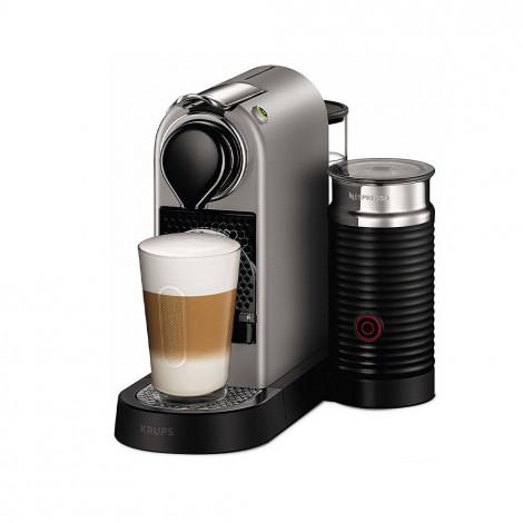 """Kafijas automāts Nespresso """"Citiz & Milk Silver"""""""