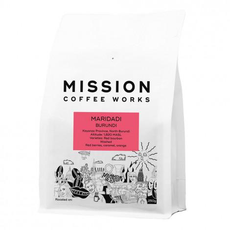 "Coffee beans Mission Coffee Works ""Maridadi, Burundi "", 1 kg"
