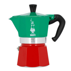"Coffee maker Bialetti ""Moka Express 3 cups Italia"""
