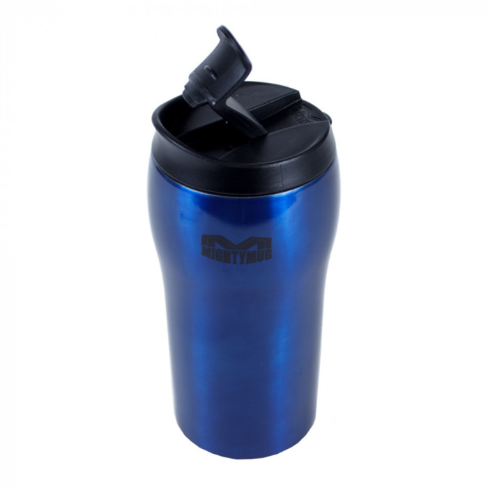 """Termo puodelis The Mighty Mug """"Solo Stainless Steel Blue"""""""