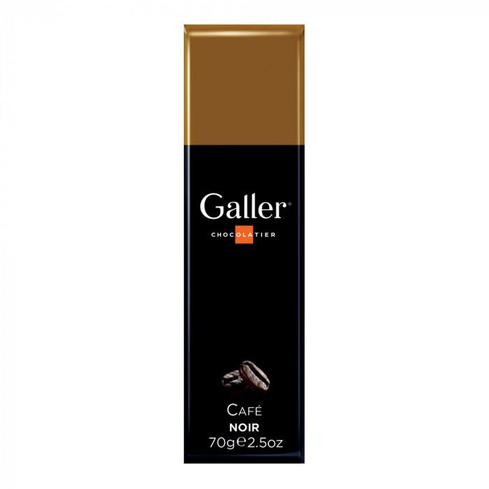 """Batonik czekoladowy Galler """"Dark Espresso"""", 1 szt."""