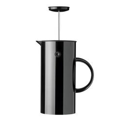 """Franču kafijas pagatavotājs Stelton """"EM Black"""", 1 l"""