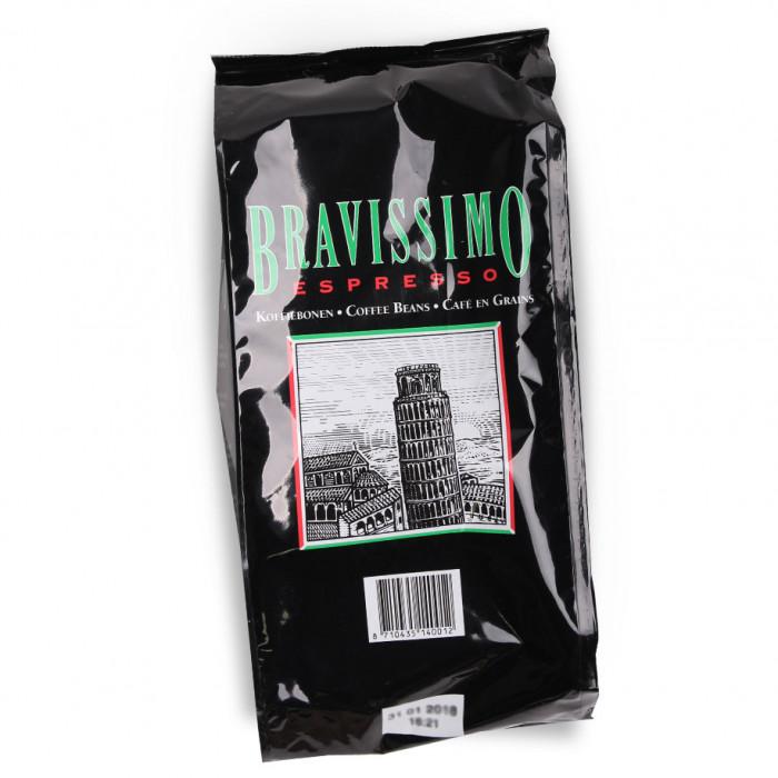 "Kavos pupelės Bravissimo Espresso ""Superiore"", 1 kg"